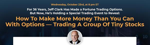 The S-Force Method - Jeff Clark Trader