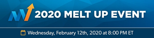 2020 Melt Up Event