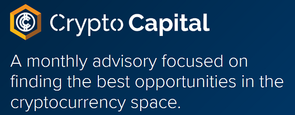 Crypto Capital - Stansberry Research