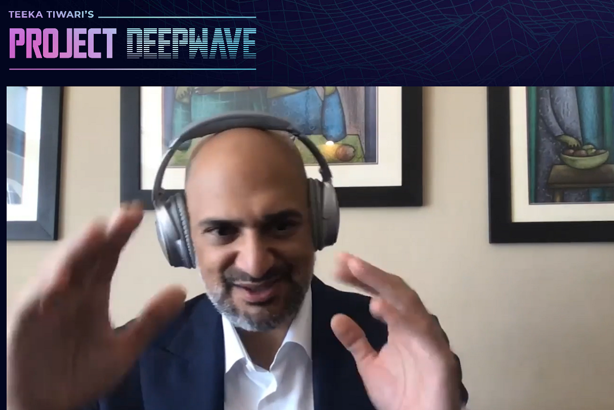 Palm Beach Quant DeepWave: Teeka Tiwari's DeepWave System Accounts for Wall Street's Hidden Data