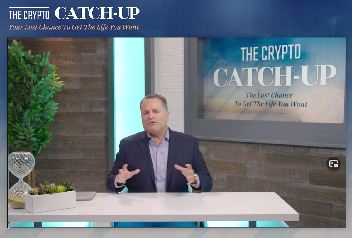 Teeka Tiwari's Crypto Catch-Up Offer – Get Palm Beach Confidential Year For FREE