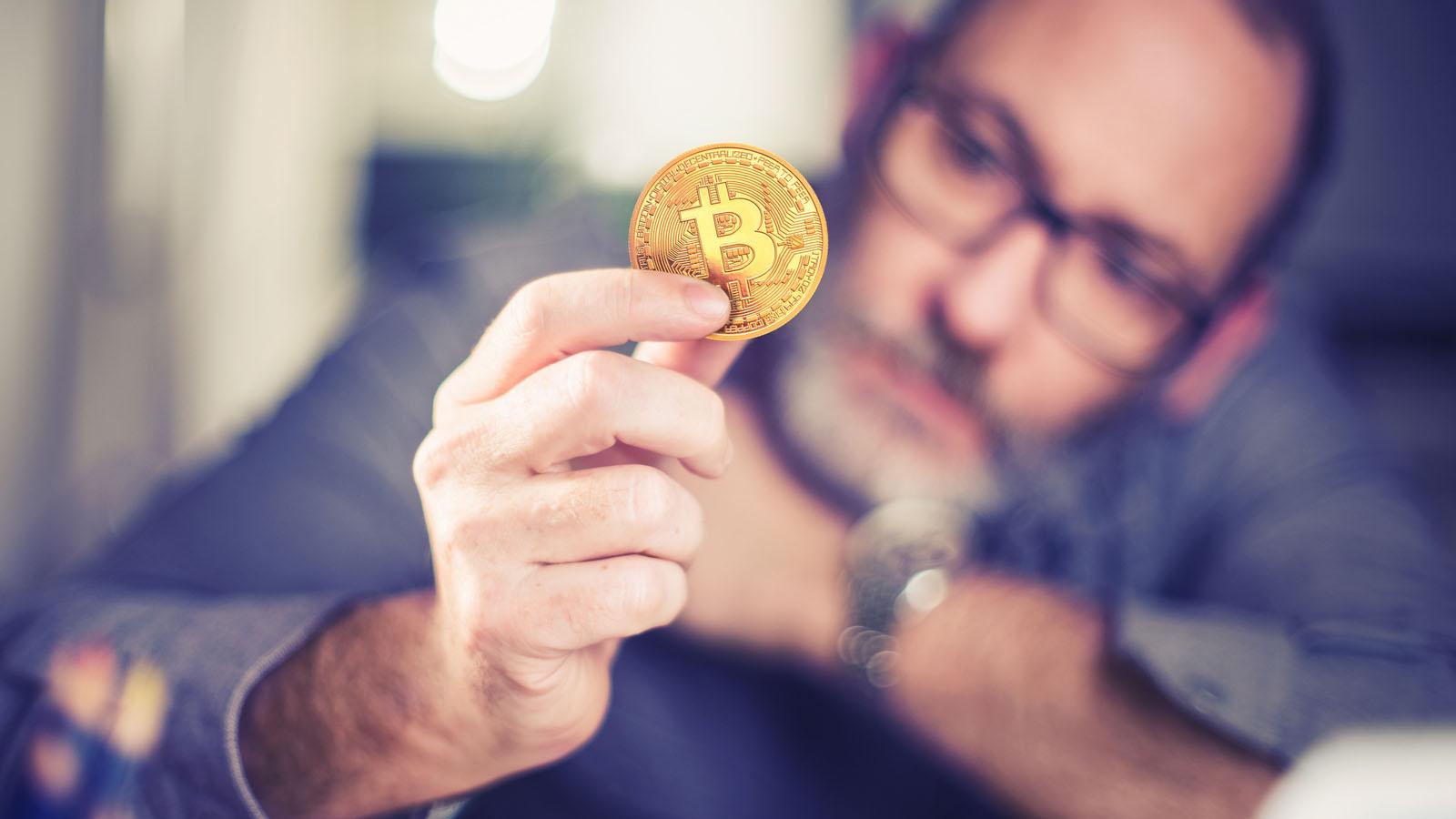 Crypto Investors Save Money