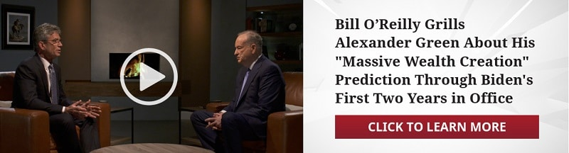 Alex Green and Bill O'Reilly
