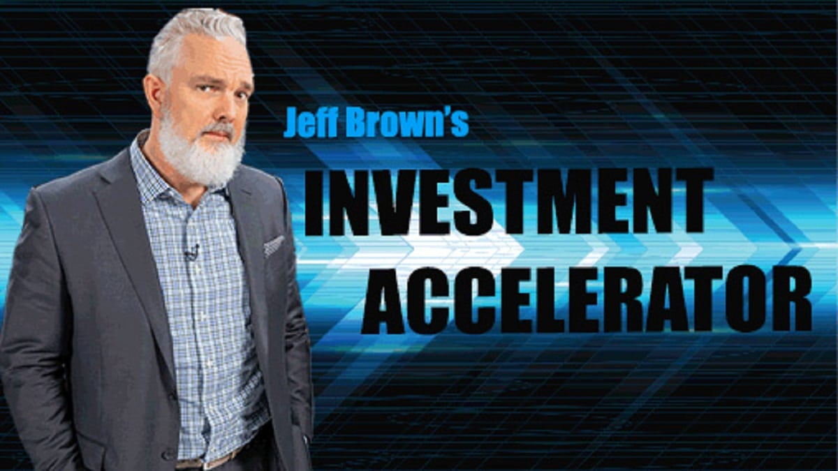 Jeff Brown Investment Accelerator Event