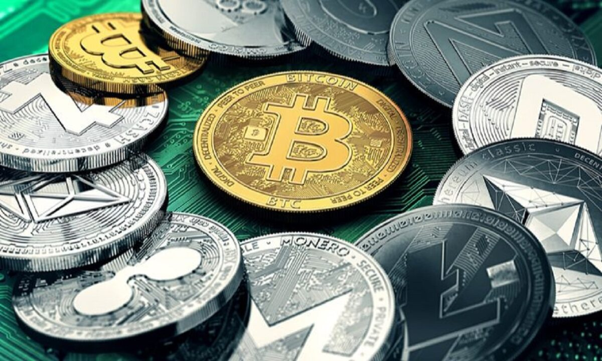 Eric Wade's Beyond Bitcoin – Crypto Capital Six Cheap Cryptos with 10 times upside potential