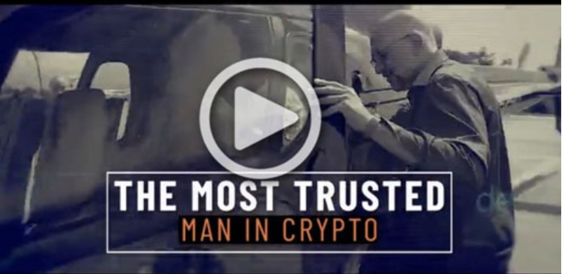 Teeka Tiwari - The most trusted man in crypto