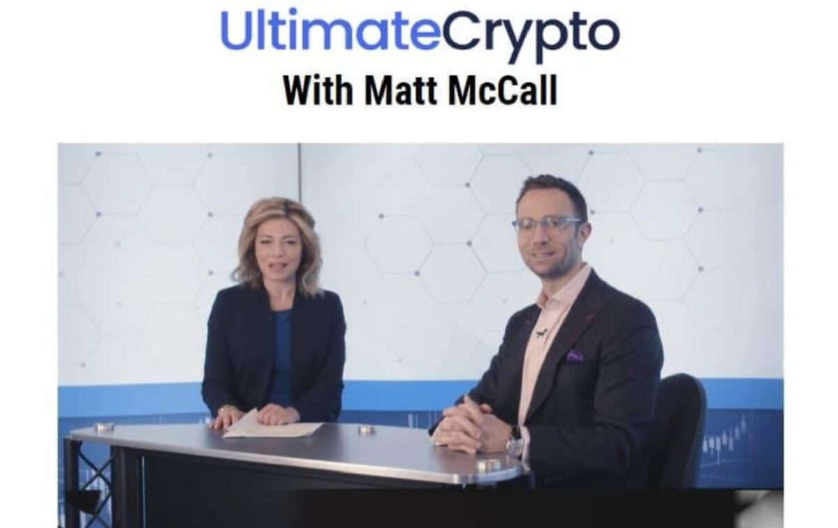 Look at Matt McCall's Altcoin Portfolio from Ultimate Crypto